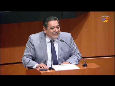 Sen. Félix Salgado: Paco Ignacio Taibo II es mexicano naturalizado y tiene todos los derechos