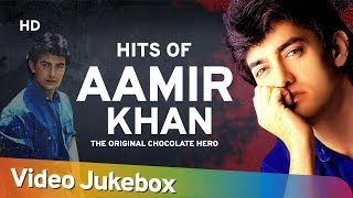 Aamir Khan Hit Songs | Bollywood Popular Songs | Hits of Aamir Khan | 90's Songs [HD]