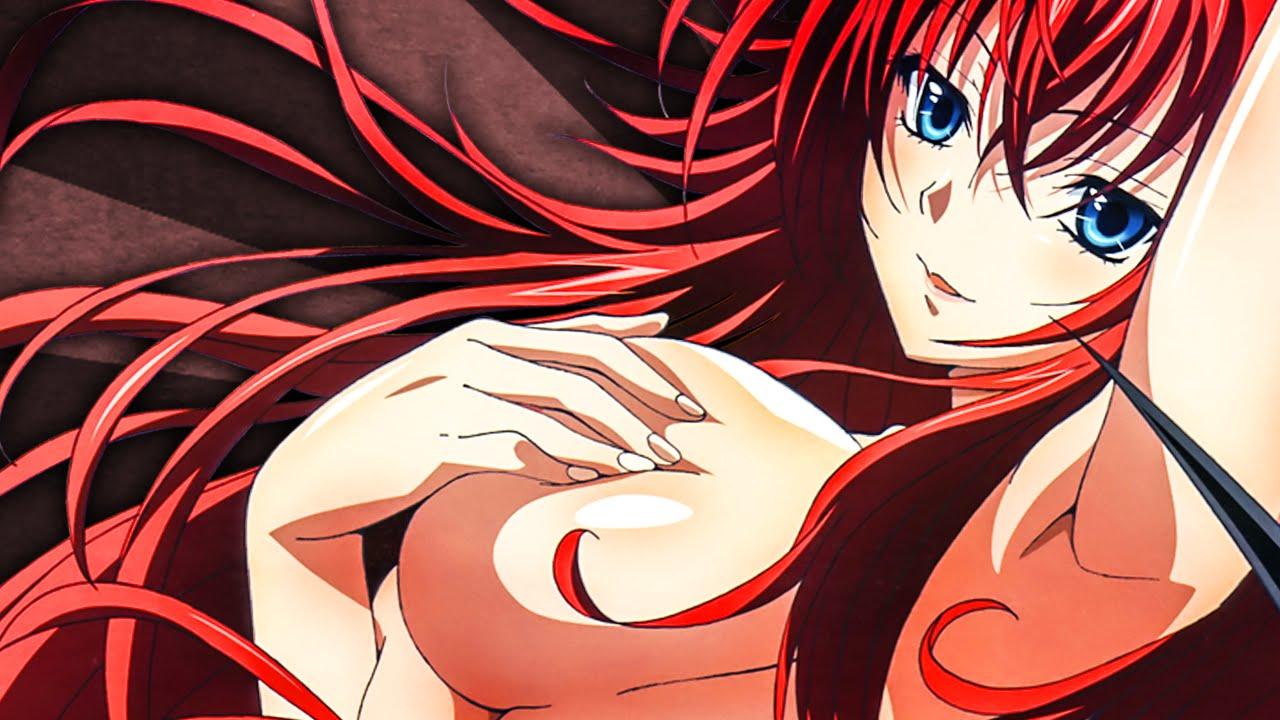 high school dxd deutsch