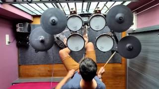 Aaron Seah - Radioactive - Our Last Night/Imagine Dragons (Drum Cover)
