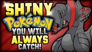 4 Shiny Pokemon You