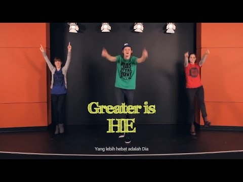 KOTM - Greater Is He (With English Lyric and Indonesian Subtitle)