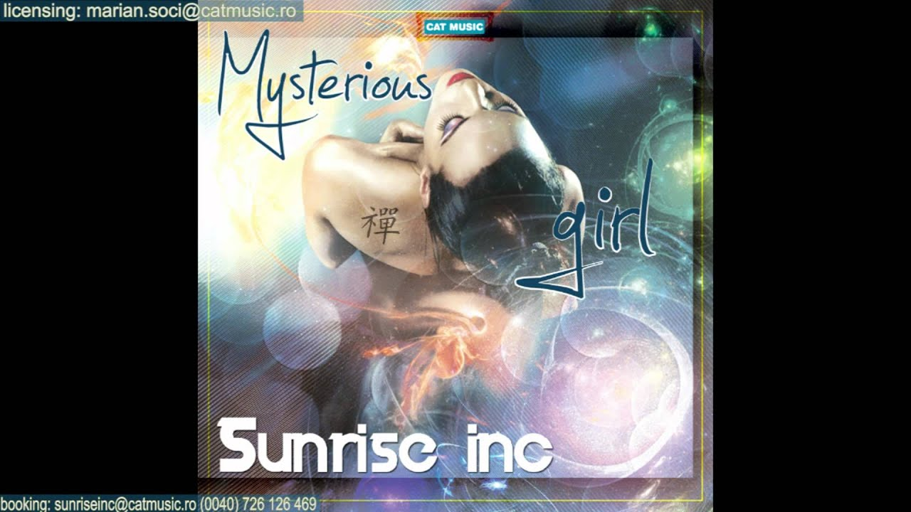 sunrise inc mysterious girl song download