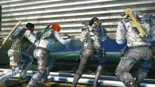 Jogando com o Zangado: FUSE - Parte 8 (A Discussão Nerd Continua) gameplay Xbox 360 / PS3