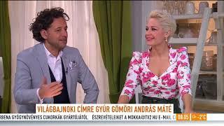 """Gömöri András Máté: """"Ha valamiben versenylehetőséget látok, azt megragadom"""""""