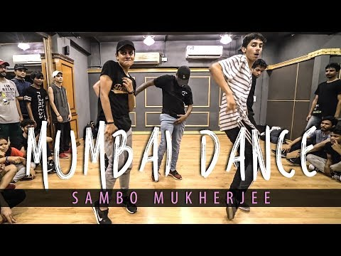 Mumbai Dance - Nucleya | Sambo Mukherjee | Souls On Fire 2
