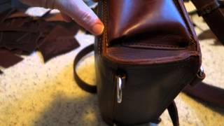Saddleback Medium Satchel Every Day Carry Review