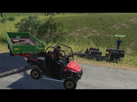 VI GÅR PLUS! | Farming Simulator 19
