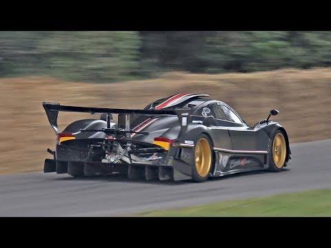 TOP 10 BEST Sounding Cars Goodwood Festival of Speed 2019