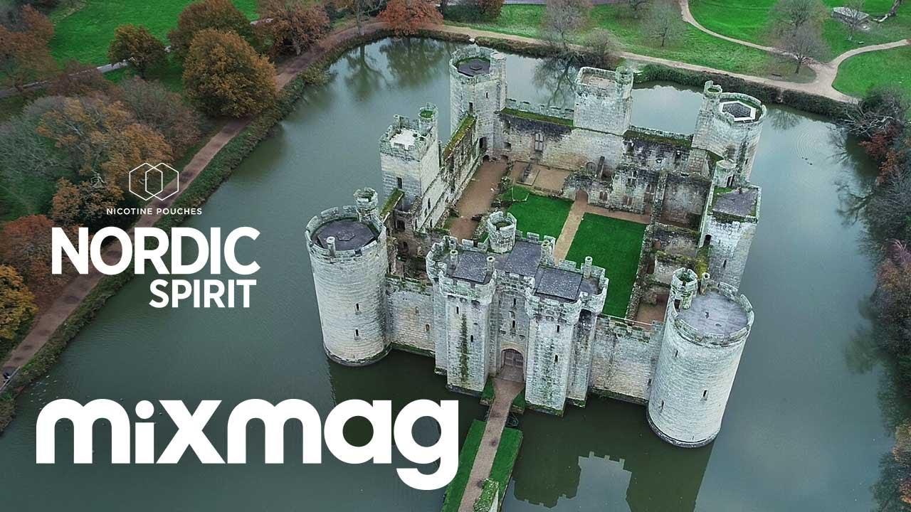 Download Nic Fanciulli Soundscapes set @ Bodiam Castle