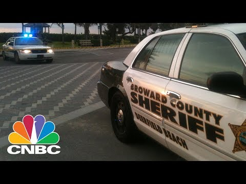 Authorities Respond To Shooting At Florida High School | CNBC