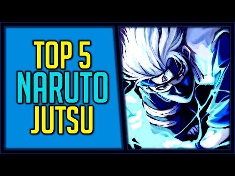 Top 5 Naruto Jutsu