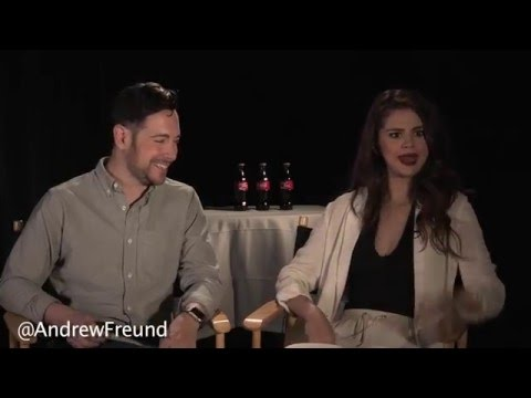 SELENA GOMEZ on Revival, Taylor Swift, music, puns and MORE!