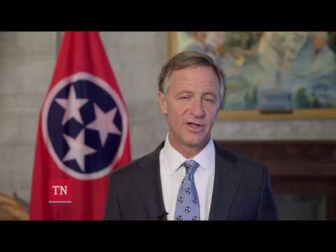 Work with Us - Governor Bill Haslam PSA