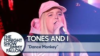 Tones and I: Dance Monkey (US TV Debut)