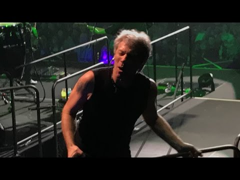 Bon Jovi St Louis 2017