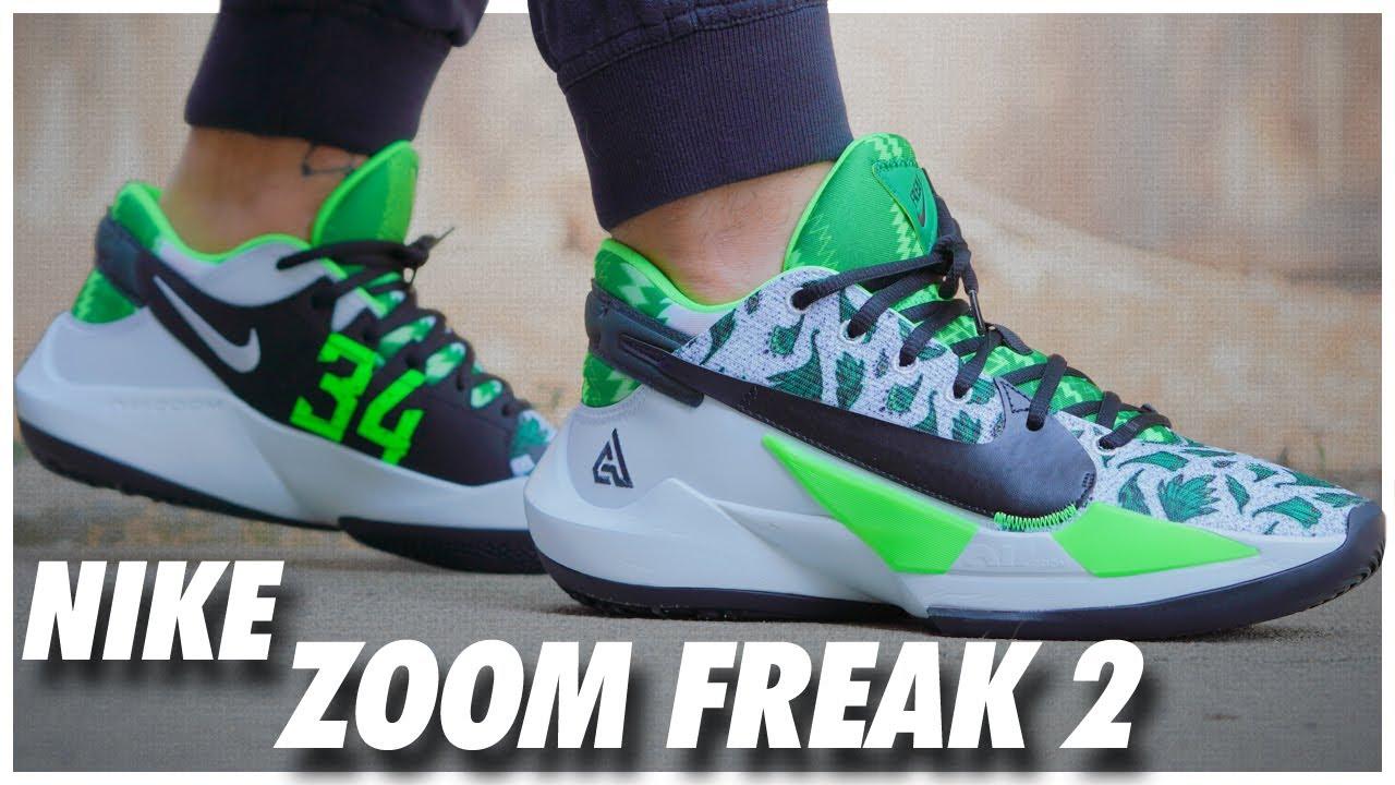 Nike Zoom Freak 2 - YouTube