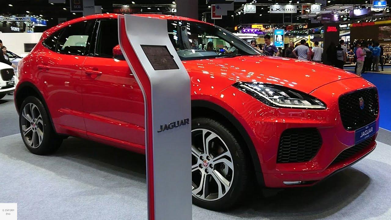 Jaguar E-PACE phiên bản First Edition D180 2.0 Diesel R-Dynamic AWD