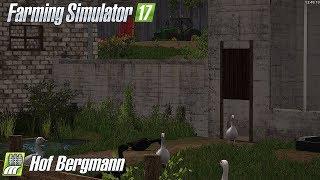 Oprowadzenie po gospodarstwie #1 [Hof Bergmann] Farming Simulator 17