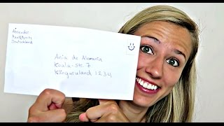 How to write an INFORMAL LETTER in German (A1, A2) - Brief schreiben auf Deutsch ✉️✉️✉️