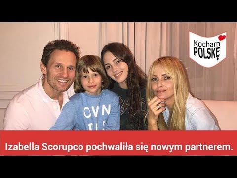 Izabella Scorupco pochwaliła się nowym partnerem. Razem spędzili Sylwestra