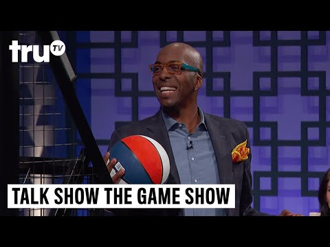 Talk Show the Game Show - John Salley plays Eddie Set Go   truTV