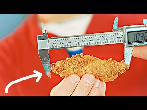 ПОВТОРИЛИ все МЕНЮ KFC!