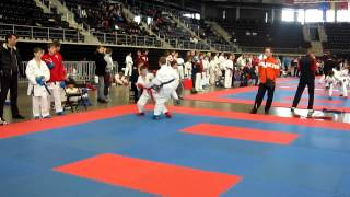 xii baltic karate wkf championship kumite male 12 13 45