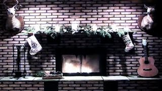 Sights & Sounds Of Christmas...By The Fireside (Yule Log)