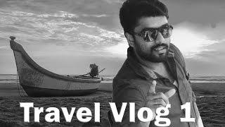 MY FIRST VLOG-Dan JR vlog Travel to Mahabalipuram (Daily Vlogger chennai india)