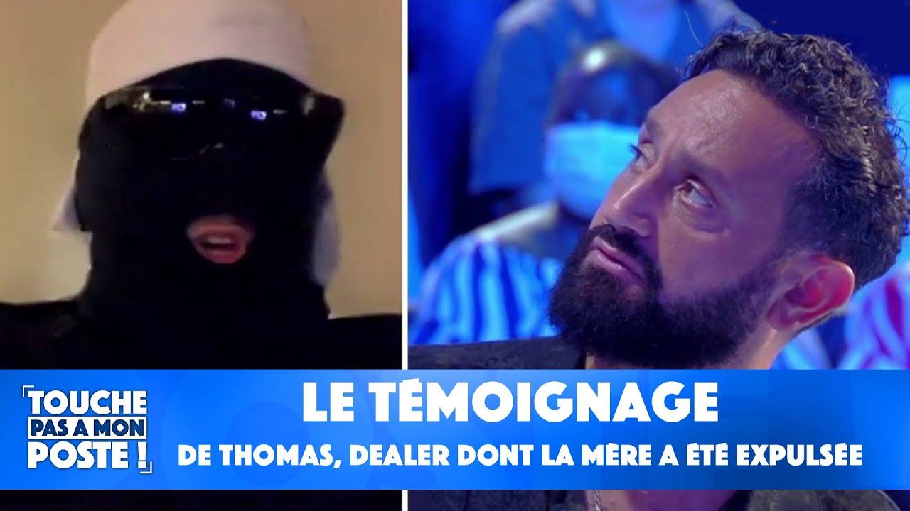 Replay TPMP : Le témoignage de Thomas, jeune condamné dont la mère a été expulsée à Nice