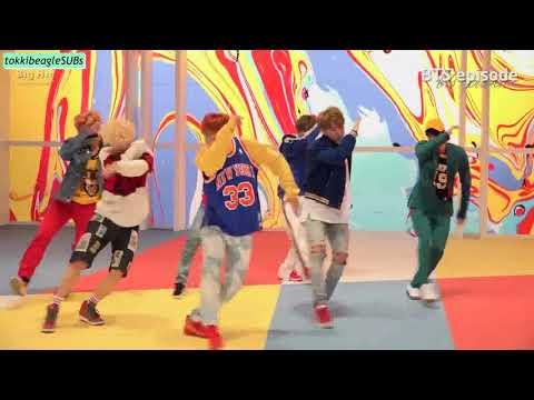 [SUB ESP][EPISODE] BTS (방탄소년단) 'DNA' MV Shooting