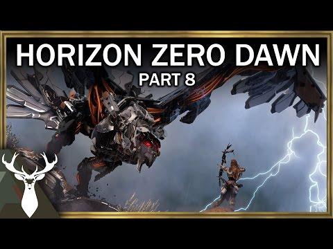 Horizon Zero Dawn - Full Story Playthrough - Part 8