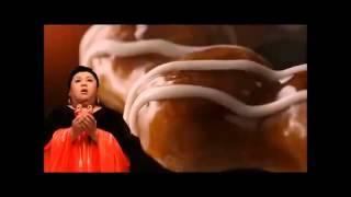 ミスタードナツの新商品をマツコデラックスさんが、おいしそうに紹介し...