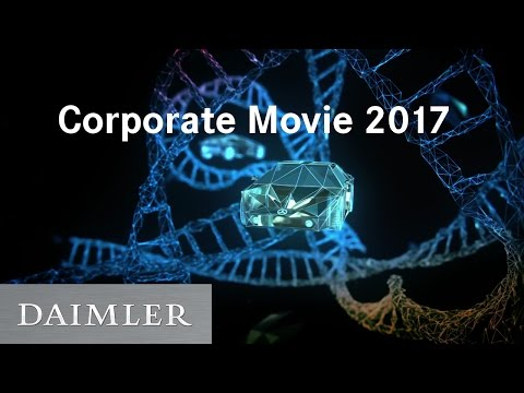 Daimler Corporate Movie 2017