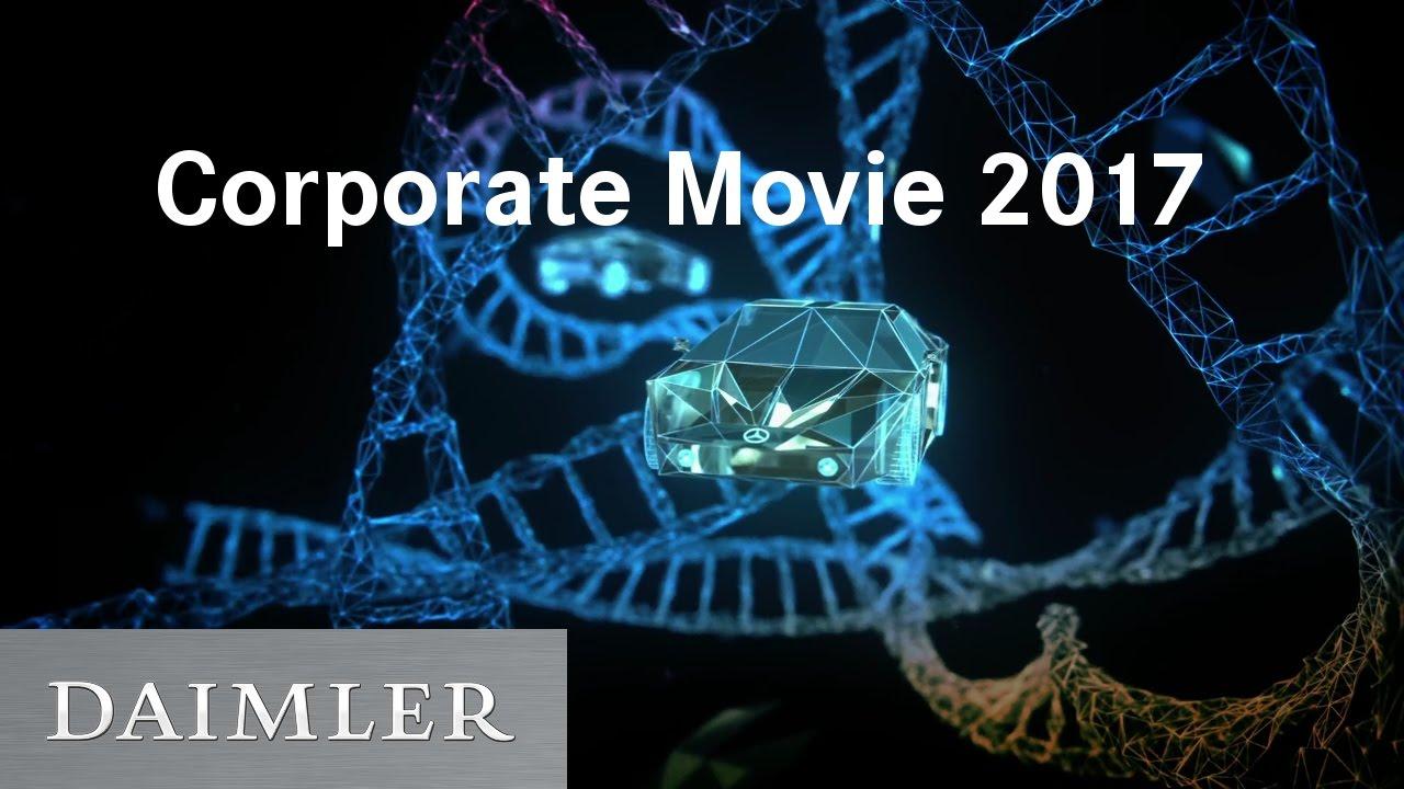 Daimler Corporate Movie 2017