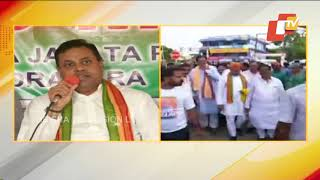 Patkura Assembly Election- BJP's Sambit Patra Targets BJD