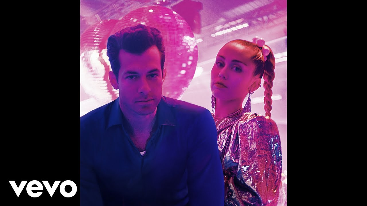 Mark Ronson - Nothing Breaks Like a Heart (Vertical Video) ft. Miley Cyrus #1