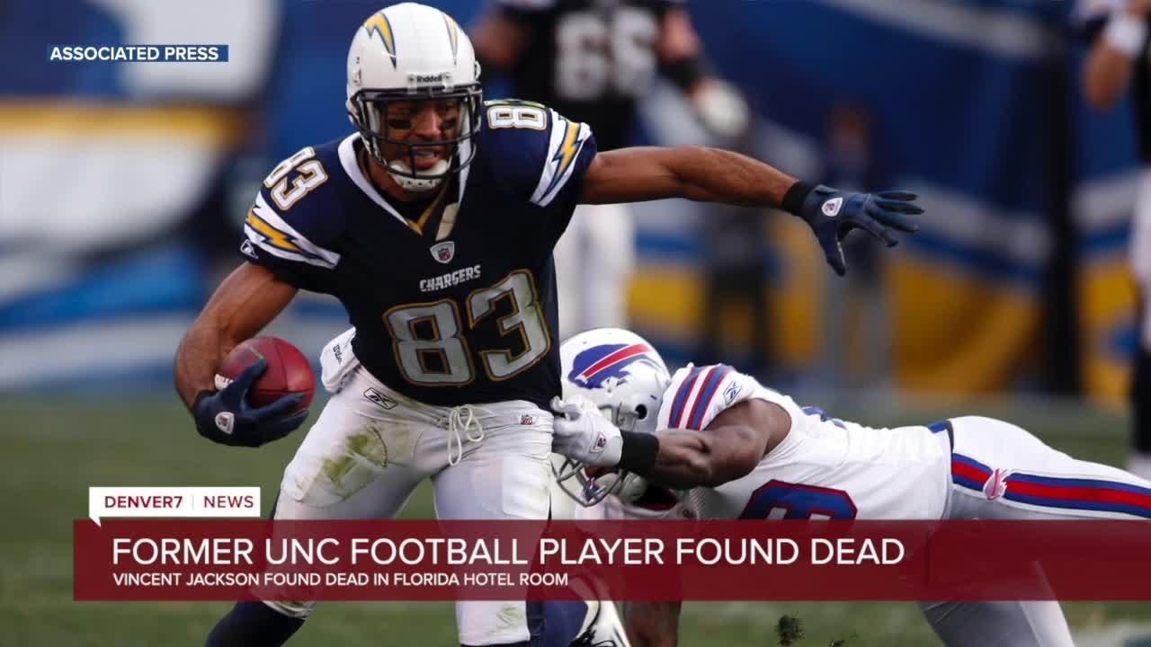 Former NFL standout Vincent Jackson found dead in Florida hotel ...