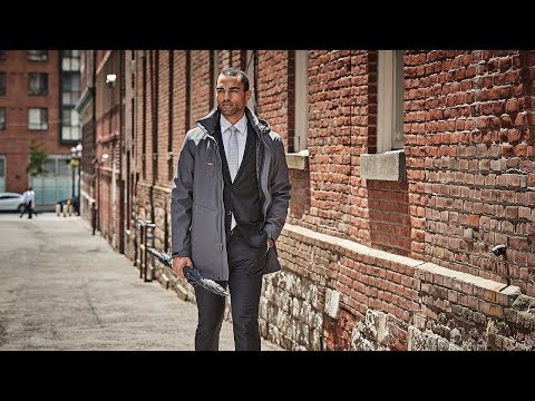 Manhattan Softshell Jacket