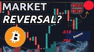 Bitcoin Reversing From Bottom? (Live BTC Analysis)