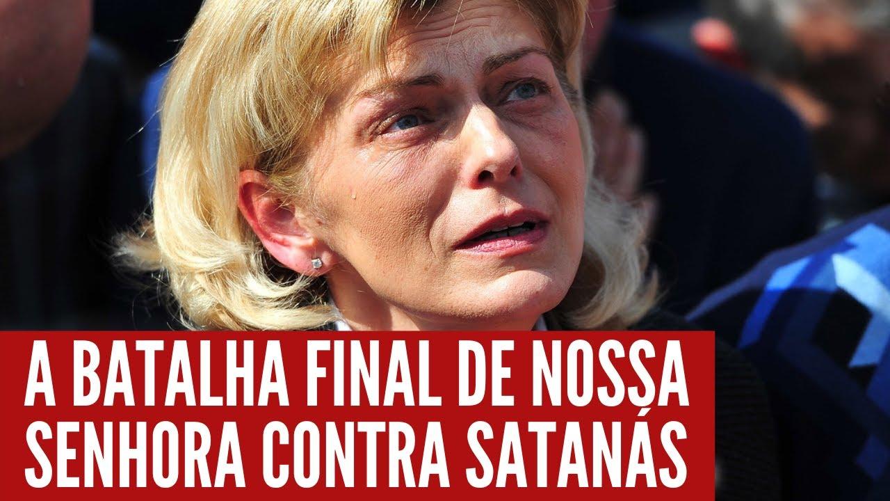 COMEÇOU A BATALHA FINAL – NOSSA SENHORA CONTRA SATANÁS