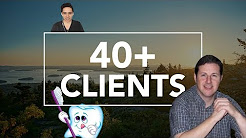 How Steve Brown Built a 40+ Client Dental SEO Agency