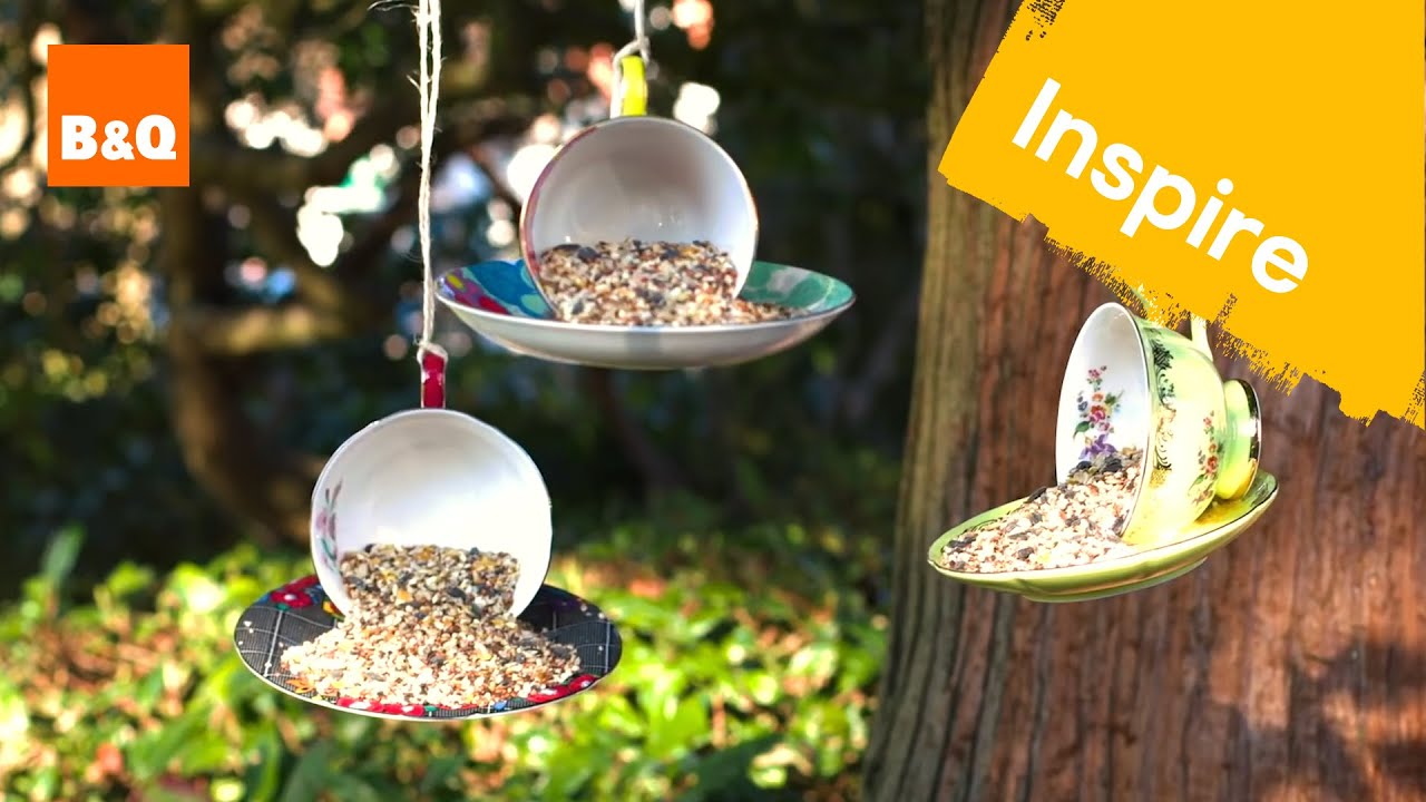 ways to attract garden birds youtube