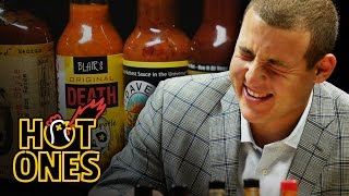 Anthony Rizzo On Chicago Cubs Rivalries & Baseball Superstitions While Eating Spicy Wings | Hot Ones thumbnail