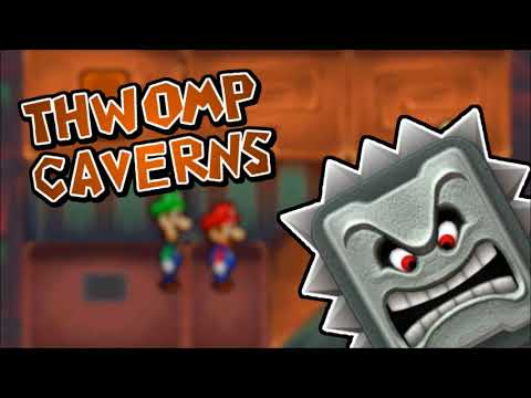 """""""Thwomp Caverns"""" - Partners In Time Remastered"""