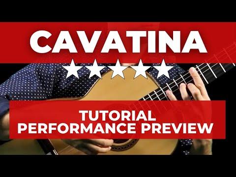 EliteGuitarist.com - Cavatina Tutorial Performance