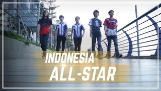 Indonesia All Star 2016
