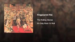 Fingerprint File