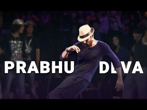 23 Mindblowing Dance Moves By Prabhu Deva
